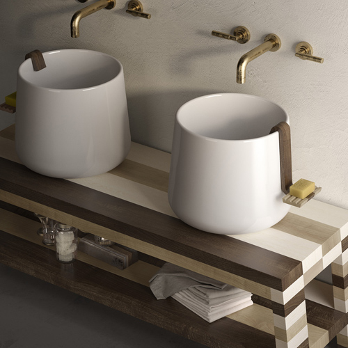 Catino bathroom collection